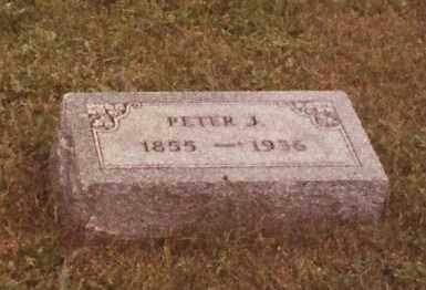 KRICHBAUM, PETER J. - Hancock County, Ohio | PETER J. KRICHBAUM - Ohio Gravestone Photos
