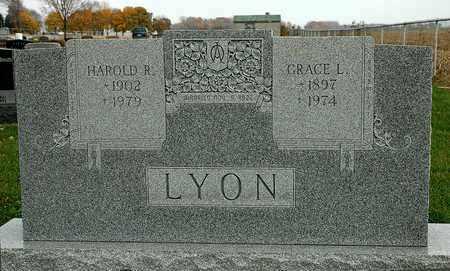 ANDERSON LYON, GRACE L. - Hancock County, Ohio | GRACE L. ANDERSON LYON - Ohio Gravestone Photos