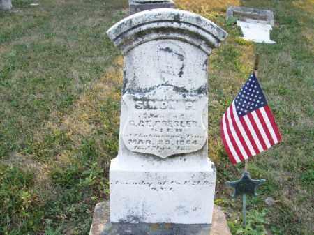P PRESSLER, SIMON - Hancock County, Ohio | SIMON P PRESSLER - Ohio Gravestone Photos