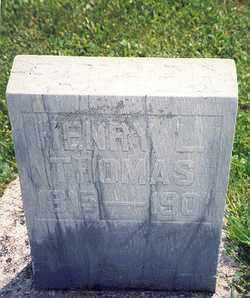 THOMAS, HENRY L. - Hancock County, Ohio   HENRY L. THOMAS - Ohio Gravestone Photos
