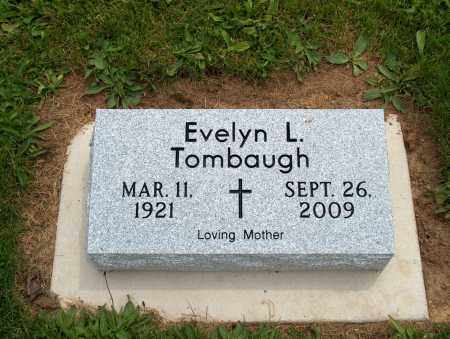 DYSINGER TOMBAUGH, EVELYN L. - Hancock County, Ohio | EVELYN L. DYSINGER TOMBAUGH - Ohio Gravestone Photos