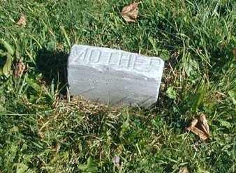BENTON, KATE - Hardin County, Ohio | KATE BENTON - Ohio Gravestone Photos