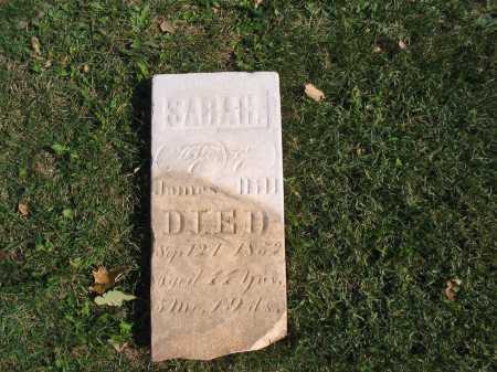 TIDD HILL, SARAH 'SALLIE' - Hardin County, Ohio | SARAH 'SALLIE' TIDD HILL - Ohio Gravestone Photos
