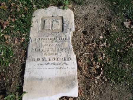 HILL, SAMUEL - Hardin County, Ohio | SAMUEL HILL - Ohio Gravestone Photos