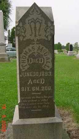 MCCALL, THOMAS - Hardin County, Ohio   THOMAS MCCALL - Ohio Gravestone Photos