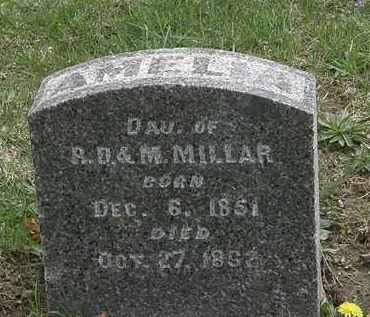 MILLAR, R.D. - Hardin County, Ohio | R.D. MILLAR - Ohio Gravestone Photos
