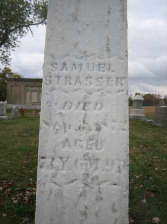 STRASSER, SAMUEL - Hardin County, Ohio   SAMUEL STRASSER - Ohio Gravestone Photos