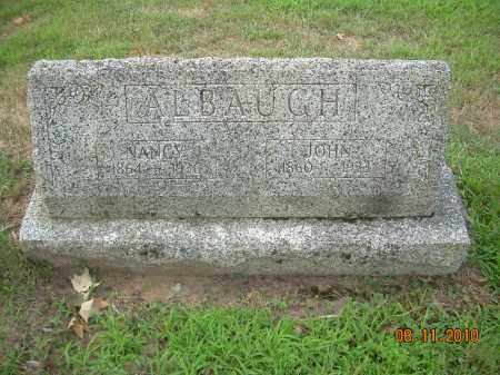 ALBAUGH, JOHN - Harrison County, Ohio   JOHN ALBAUGH - Ohio Gravestone Photos