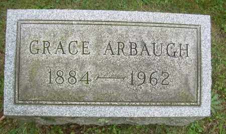 ARBAUGH, GRACE - Harrison County, Ohio | GRACE ARBAUGH - Ohio Gravestone Photos
