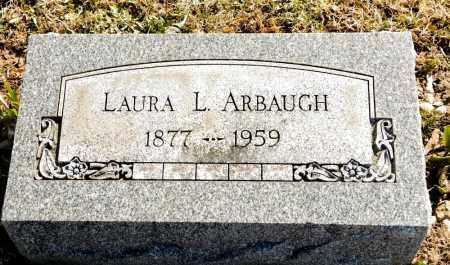 ARBAUGH, LAURA L. - Harrison County, Ohio | LAURA L. ARBAUGH - Ohio Gravestone Photos
