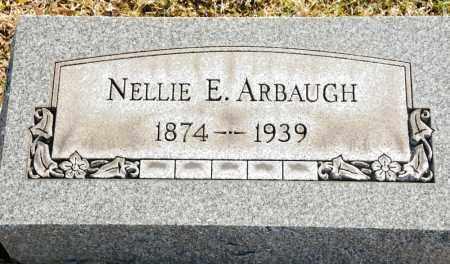 ARBAUGH, NELLIE E. - Harrison County, Ohio | NELLIE E. ARBAUGH - Ohio Gravestone Photos