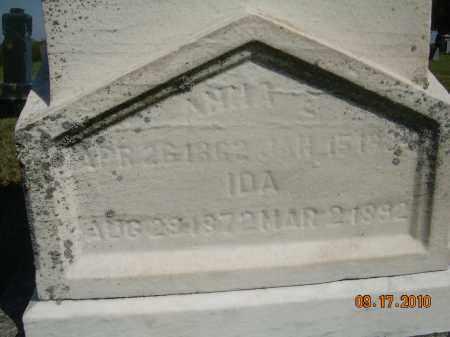 BEADLE, IDA - Harrison County, Ohio | IDA BEADLE - Ohio Gravestone Photos