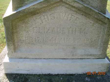 BRICKER BEADLE, ELIZABETH - Harrison County, Ohio | ELIZABETH BRICKER BEADLE - Ohio Gravestone Photos
