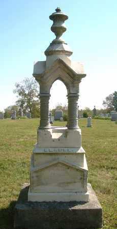 BEADLE FAMILY, MONUMENT - Harrison County, Ohio   MONUMENT BEADLE FAMILY - Ohio Gravestone Photos