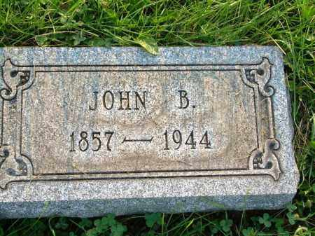 BEADLE, JOHN BRICKER - Harrison County, Ohio | JOHN BRICKER BEADLE - Ohio Gravestone Photos
