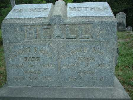 BEALL, COLEMORE C - Harrison County, Ohio | COLEMORE C BEALL - Ohio Gravestone Photos