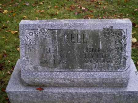 BELL, ROBERT N - Harrison County, Ohio | ROBERT N BELL - Ohio Gravestone Photos