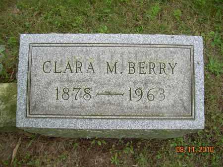 BERRY, CLARA M - Harrison County, Ohio | CLARA M BERRY - Ohio Gravestone Photos