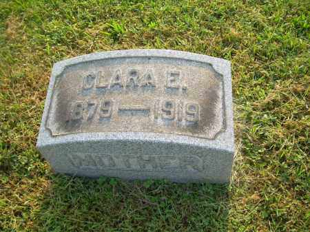 BLACK, CLARA MAE - Harrison County, Ohio   CLARA MAE BLACK - Ohio Gravestone Photos