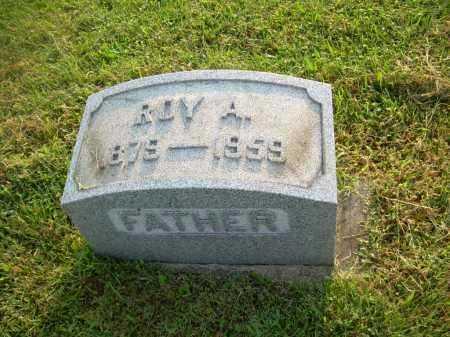 BLACK, ROY ARENE - Harrison County, Ohio   ROY ARENE BLACK - Ohio Gravestone Photos