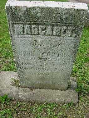 SWINEHART BOWER, MARGARET - Harrison County, Ohio   MARGARET SWINEHART BOWER - Ohio Gravestone Photos