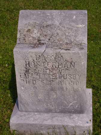 BUSBY, MARY A. - Harrison County, Ohio | MARY A. BUSBY - Ohio Gravestone Photos