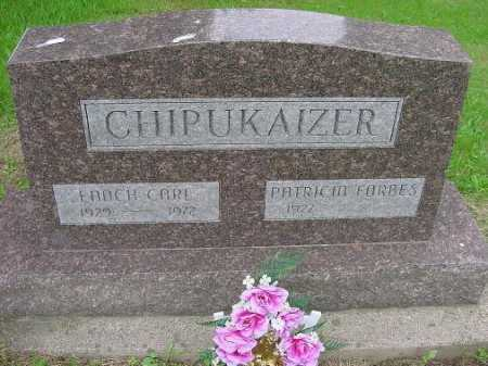 CHIPUKAIZER, PATRICIA - Harrison County, Ohio | PATRICIA CHIPUKAIZER - Ohio Gravestone Photos