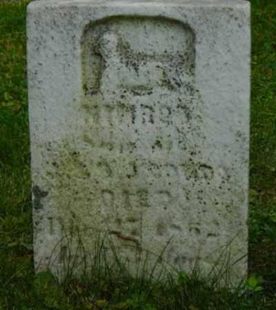 CONDO, NIMROD - Harrison County, Ohio   NIMROD CONDO - Ohio Gravestone Photos