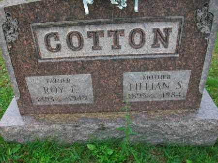 "CRAWFORD COTTON, SARAH LILLIAM "" LILLIE"" - Harrison County, Ohio | SARAH LILLIAM "" LILLIE"" CRAWFORD COTTON - Ohio Gravestone Photos"