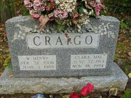 CRAIGO, WILLIAM HENRY - Harrison County, Ohio | WILLIAM HENRY CRAIGO - Ohio Gravestone Photos
