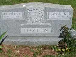 DAYTON, MABEL - Harrison County, Ohio | MABEL DAYTON - Ohio Gravestone Photos