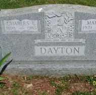 DAYTON, CHARLES - Harrison County, Ohio   CHARLES DAYTON - Ohio Gravestone Photos