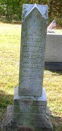 DENNING, ALEXANDER - Harrison County, Ohio | ALEXANDER DENNING - Ohio Gravestone Photos