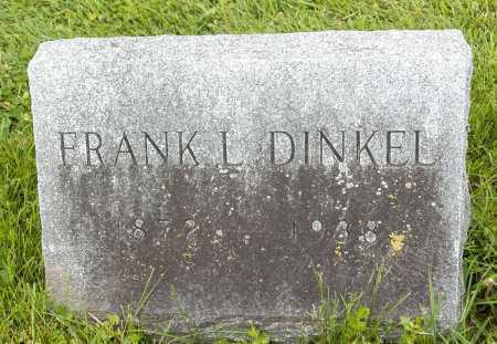 DINKEL, FRANK L. - Harrison County, Ohio | FRANK L. DINKEL - Ohio Gravestone Photos