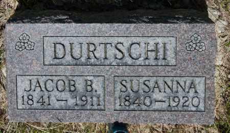 DURTSCHI, JACOB B. - Harrison County, Ohio | JACOB B. DURTSCHI - Ohio Gravestone Photos