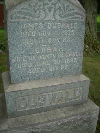 SHOOK DUSWALD, SARAH - Harrison County, Ohio | SARAH SHOOK DUSWALD - Ohio Gravestone Photos