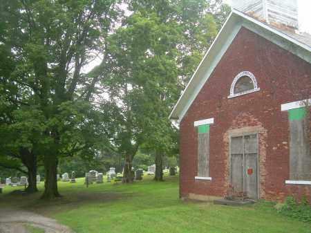 EVANGELICAL LUTHERAN, CHURCH - Harrison County, Ohio | CHURCH EVANGELICAL LUTHERAN - Ohio Gravestone Photos