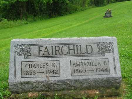 MURDOCK FAIRCHILD, AMBAZILLA BELLE - Harrison County, Ohio | AMBAZILLA BELLE MURDOCK FAIRCHILD - Ohio Gravestone Photos