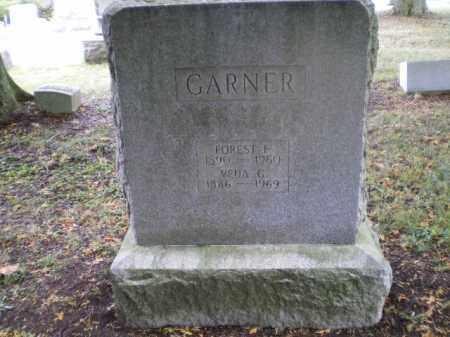 GARNER, FOREST F - Harrison County, Ohio | FOREST F GARNER - Ohio Gravestone Photos