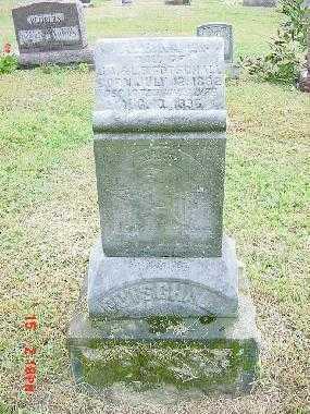GOTSCHALL, ALBINA L. - Harrison County, Ohio   ALBINA L. GOTSCHALL - Ohio Gravestone Photos