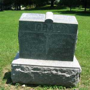 GRAY, MARGARET P. - Harrison County, Ohio | MARGARET P. GRAY - Ohio Gravestone Photos
