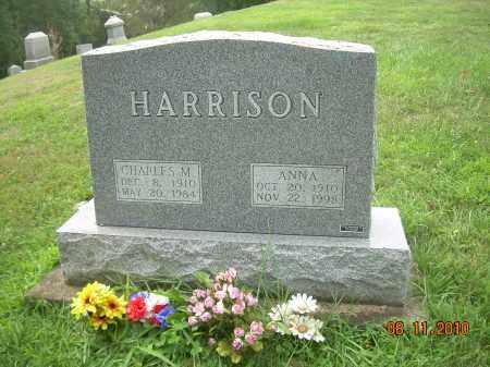 HARRISON, CHARLES M - Harrison County, Ohio | CHARLES M HARRISON - Ohio Gravestone Photos
