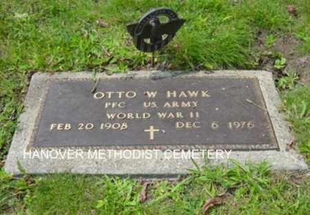 HAWK, OTTO W. - Harrison County, Ohio | OTTO W. HAWK - Ohio Gravestone Photos