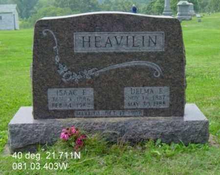 HEAVILIN, DELMA E. - Harrison County, Ohio | DELMA E. HEAVILIN - Ohio Gravestone Photos