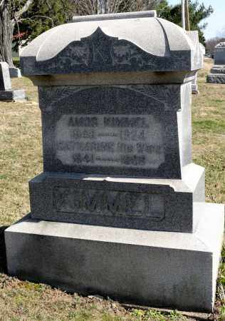ATKINSON KIMMEL, CATHARINE - Harrison County, Ohio | CATHARINE ATKINSON KIMMEL - Ohio Gravestone Photos
