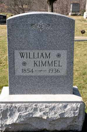 KIMMEL, WILLIAM - Harrison County, Ohio | WILLIAM KIMMEL - Ohio Gravestone Photos