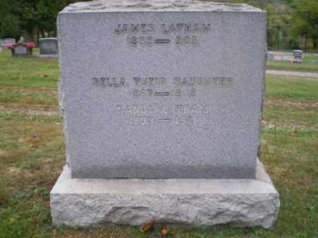 LATHAM, JAMES - Harrison County, Ohio | JAMES LATHAM - Ohio Gravestone Photos