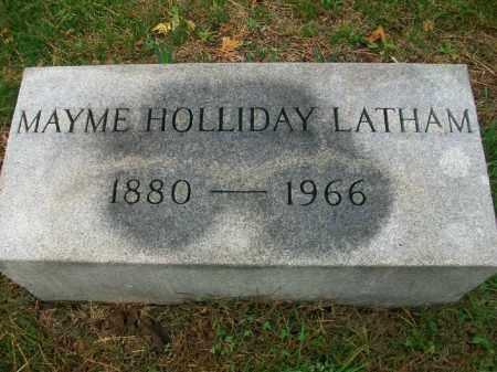 LATHAM, MAYME - Harrison County, Ohio | MAYME LATHAM - Ohio Gravestone Photos