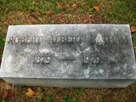 "LATHAM, ROBERT ALBERT ""BERT"" - Harrison County, Ohio 