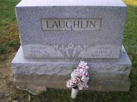 ROWLAND LAUGHLIN, OPAL NELLIE - Harrison County, Ohio   OPAL NELLIE ROWLAND LAUGHLIN - Ohio Gravestone Photos